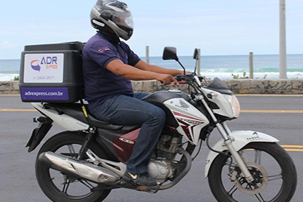 Coisas que um Motoboy Pode Fazer no RJ
